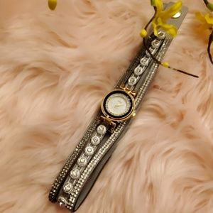 Accessories - * 3 for 30* BEAUTIFUL Silver Gemstone  Watch